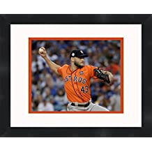 Lance McCullers - 2017 Houston Astros World Series Champions , 11 x 14 Matted Collage Framed Photos Ready to hang