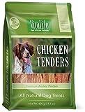 VitaLife Jerky Dog Treats - Natural, Grain Free, Chicken Tenders,14.1 oz