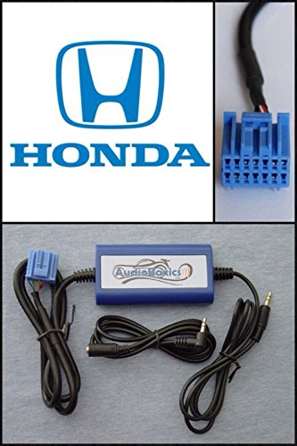 05 honda accord aux adapter - 7