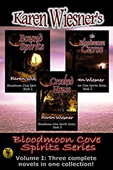 Bloodmoon Cove Spirits Series Collection (Books 1 - 3) by [Wiesner, Karen]