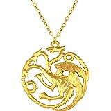 Game of Thrones Targaryen House Necklace