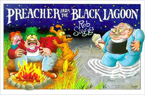 Book Preacher from the Black Lagoon
