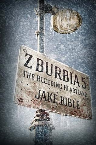 book cover of The Bleeding Heartland