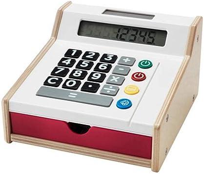 Ikea DUKTIG - Toy Caja registradora - 40x60x240 cm: Amazon.es ...