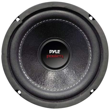 6 Inch 600 Watt 4 Ohm Subwoofer Loudspeaker Car Audio Subwoofer Sound System -