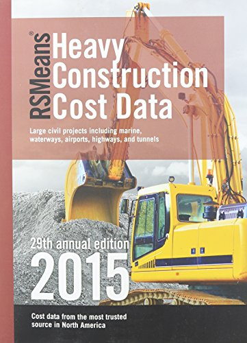 RSMeans Laden Construction Cost Data 2015