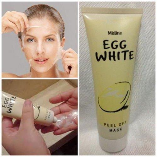 Egg White Face Mask For Blackheads - 6