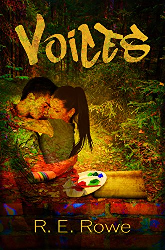 Book: Voices - The Reincarnation Series (Book 1) by R.E. Rowe