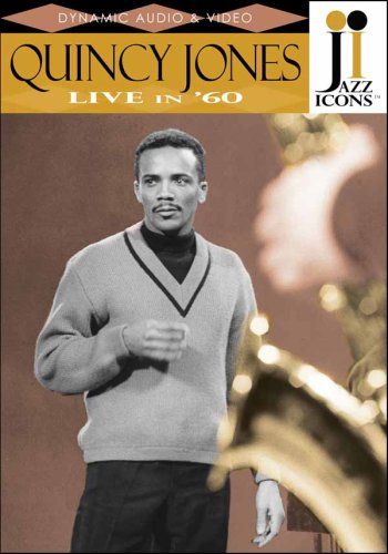 Quincy Jones - Live in '60 (Jazz Icons) (Light Jazz Swing)