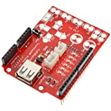 FAYM- Makey Key Touch USB SHIELD analógica táctil del teclado