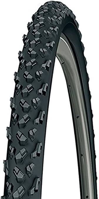 Amazon Com Michelin Mud 2 Cyclocross Tire 700x30c Bike Tires Sports Outdoors