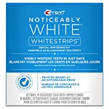 Crest Whitestrips Noticeably White, 10 Treatments, packaging may vary