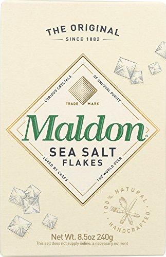 Maldon Sea Salt Flakes, 8.5 ounce Box ()