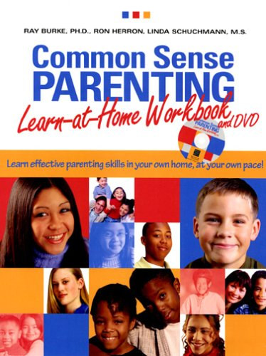 Common Sense Parenting Learn-at-Home Kit (Book and DVD) by Brand: Boys Town Press