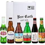 ベルギービール 飲み比べ6本 Bセット【ヴェデット/リーフマンス/ミスティックピーチ/ヒューガルデンホワイト】専用ギフトボックスでお届け