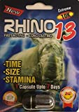 24 PACK RHINO 13 EXTREME 10K All Natural Male Enhancement Sex Pills - TIME - STAMINA - GROWTH