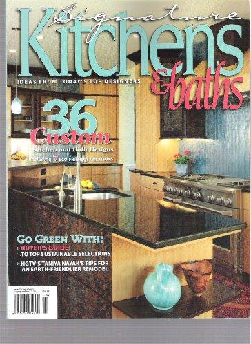 Signature Kitchens & Baths Magazine (Winter 2012)