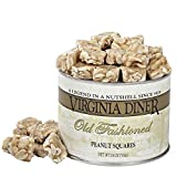 Virginia Diner Old Fashioned Peanut Squares, 18-Ounce