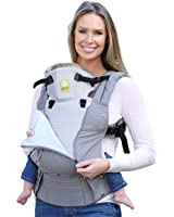 SIX-Position, 360° Ergonomic Baby & Child Carrier by LILLEbaby - The COMPLETE All Seasons (Stone)
