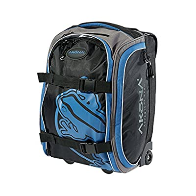 Image of AKONA Less Than 7LBS Travel Carry-On Roller Bag Duffels