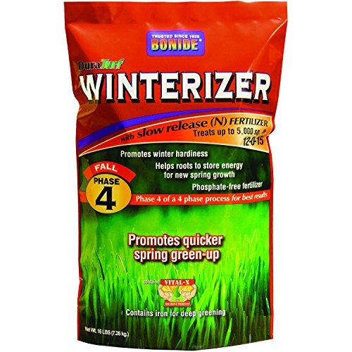 BONIDE PRODUCTS 60440 Winteriz Fertilizer, 5M