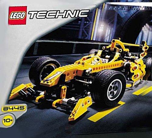 Lego Technic 8445 Formula 1 Racer Amazon Co Uk Toys Games