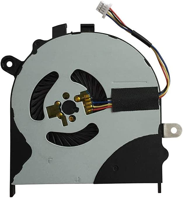 New Laptop CPU Cooling Fan for Dell Inspiron 13-7347 7348 7353 7352 7359 15-7000 7558 7568 DP/N: 0DW2RJ 03NWRX