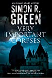 Very Important Corpses: Severn House Publishers (An Ishmael Jones Mystery)