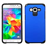 MyBat Carrying Case for Samsung G530 Galaxy Grand Prime - Retail Packaging - Blue/Black