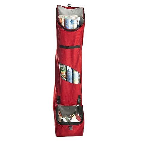 Amazon.com: De Papá Noel bolsas sb-10130 Hanging gift-wrap ...