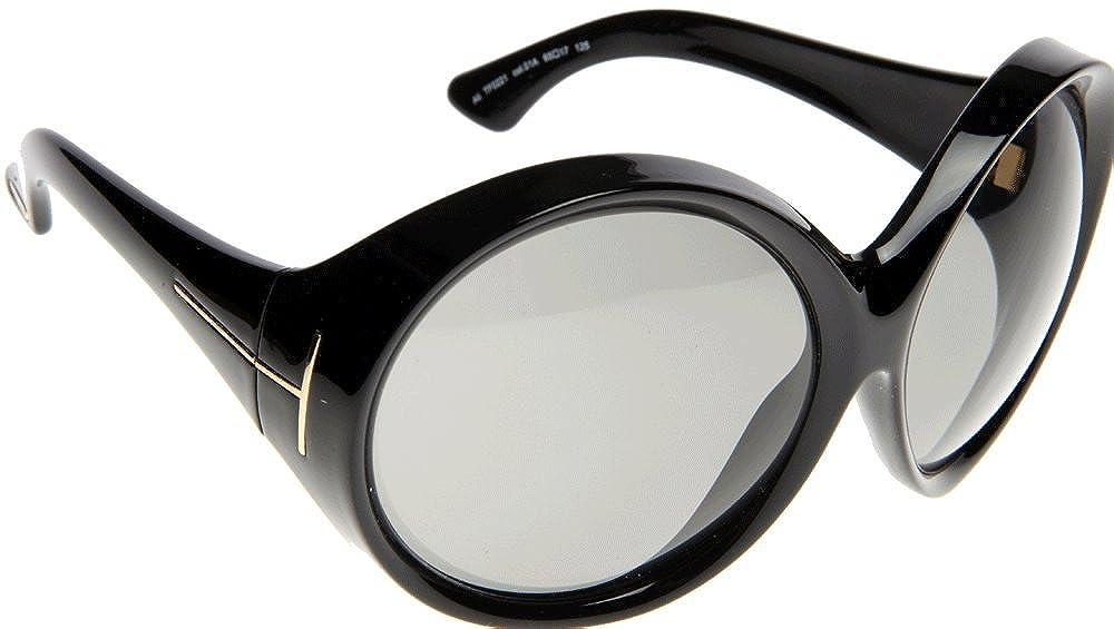 34a99f291a Tom Ford TF 221 Ali 01A Black Tf221 Sunglasses  Amazon.co.uk  Clothing
