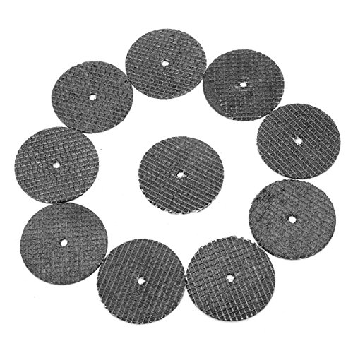 10pcs 32mm Reinforced Flat Cut Off Wheel Resin Cutting Discs Chop Saw Blade