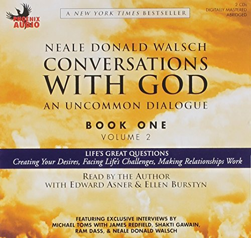 Conversations With God Book 1, Volume 2: Life's Great Questions (Conversations with God (Audio)) by Phoenix Audio