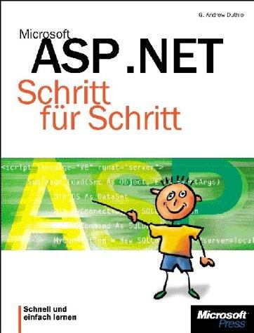 Microsoft ASP .NET Schritt für Schritt.