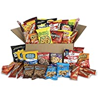 40 Ct.Ultimate Snack Care Package