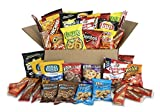 #5: Ultimate Snack Care Package, Variety Assortment of Chips, Cookies, Crackers & More, 40 Count
