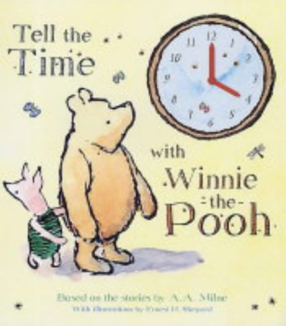 Tell the Time with Winnie-the-Pooh (Clock Book Range) PDF