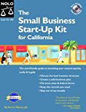 The Small Business Start-Up Kit for California, Peri H. Pakroo, 1413300375