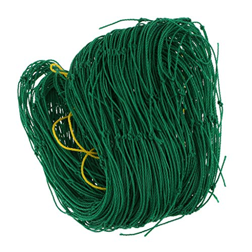 Fityle Gardening NETS-Climbing Plants-Fencing-Yard, Recycled Fish NET 10CM Hole by Fityle