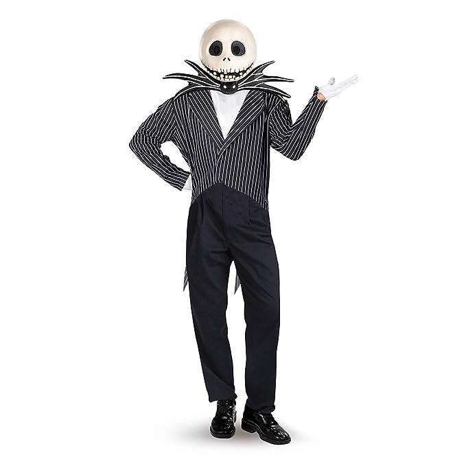 Jack Skellington Adult Halloween Costume