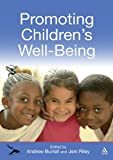 Promoting Children's Well-Being, Riley, Jeni, 1855393565