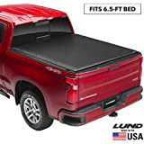 "Lund Genesis Roll Up, Soft Roll Up Truck Bed Tonneau Cover | 96036 | Fits 2004 Ford F-150 (Heritage) 6' 5"" Bed"