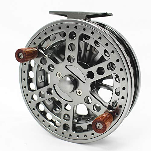 4 1/2 INCHES CENTREPIN Float Reel Center PIN Trotting Fishing Reel 113.5mm CNC MACHINED Aluminum Salmon Steelhead Fishing