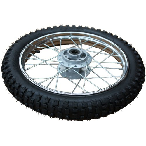 14 Inch Motorcycle Rims - 2