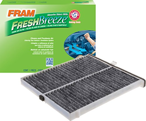 FRAM CF11811 Fresh Breeze Cabin Air
