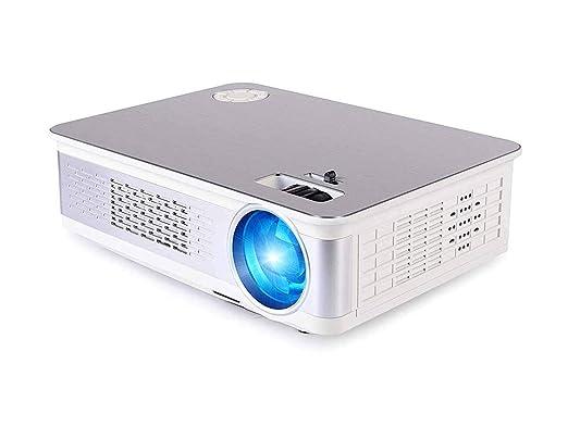 Ai LIFE Proyector Proyector LED para el hogar de 8300 lúmenes ...