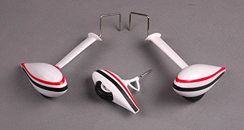 FMS RC Airplane Part – Front and Rear Landing Gear Set for 1100mm Sky Trainer 182