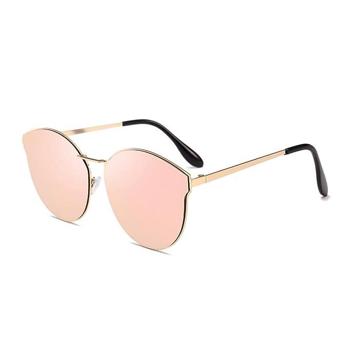Farbe Sonnenbrille Damen Quadrat Sonnenbrille Große Sonnenbrille Mode Sonnenbrille Retro Sonnenbrille,Blue