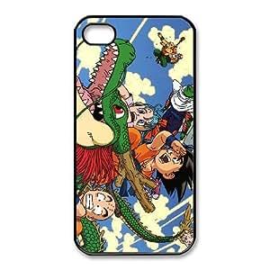 iphone4 4s Phone Case Black Dragon Ball Z VMN8112456