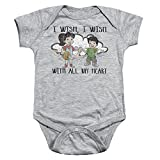 I Wish With All My Heart -- Dragon Tales -- Infant One-Piece Snapsuit